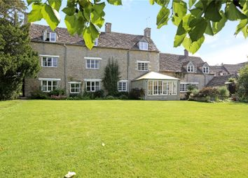Thumbnail 6 bed detached house for sale in East End, Fairford