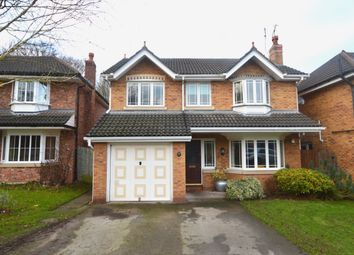 Thumbnail 4 bed detached house for sale in Fountains Close, Middlewich