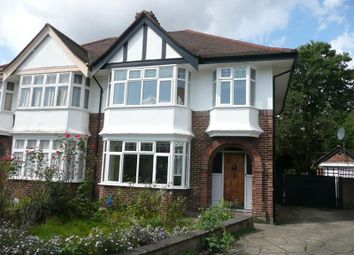 Thumbnail 3 bed property to rent in Delamere Road, Ealing, London