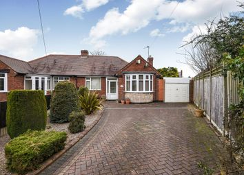 Thumbnail 2 bed semi-detached bungalow for sale in Allen Road, Wednesbury