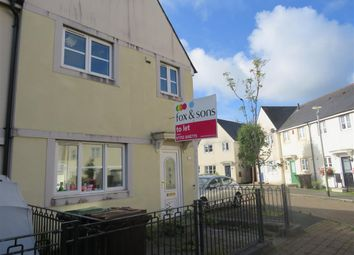 Thumbnail 3 bed property to rent in Monica Walk, Plymouth