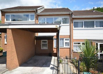 Thumbnail Semi-detached house to rent in The Warren, Newton Abbot
