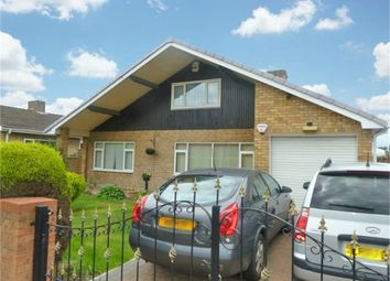 Thumbnail 3 bed detached bungalow for sale in Crookesbroom Lane, Hatfield, Doncaster, South Yorkshire