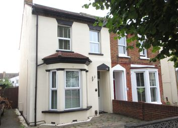 Thumbnail 3 bed semi-detached house to rent in Princes Street, Southend-On-Sea