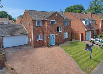Thumbnail 4 bed detached house for sale in Grange Way, Broadstairs