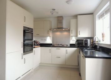 Thumbnail 3 bed semi-detached house to rent in Lupin Close, Emersons Green, Bristol
