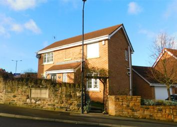Thumbnail 3 bed detached house for sale in Moat House Way, Conisbrough, Doncaster, South Yorkshire