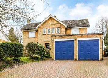 Thumbnail 4 bedroom detached house for sale in New Road, Little Kingshill, Great Missenden, Buckinghamshire