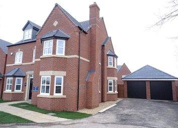 Thumbnail 5 bed detached house for sale in Hinckley Road, Stoke Golding, Nuneaton
