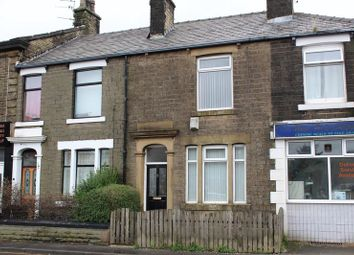 Thumbnail 1 bedroom terraced house for sale in 27 Shaw Road, Newhey, Rochdale