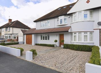 Thumbnail 5 bed property for sale in Vaughan Road, Thames Ditton