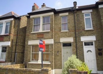 Thumbnail 3 bed end terrace house to rent in Dupont Road, London