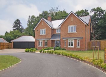 Thumbnail 5 bed detached house for sale in Foxhills, Barnt Green