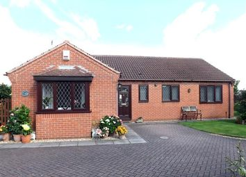 Thumbnail 3 bed bungalow for sale in Hartington Drive, Elmfields, Creswell, Worksop