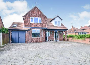 Thumbnail 3 bed detached house for sale in Cordy Lane, Brinsley, Nottingham