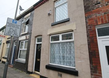 Thumbnail 1 bed terraced house for sale in Scorton Street, Anfield, Liverpool