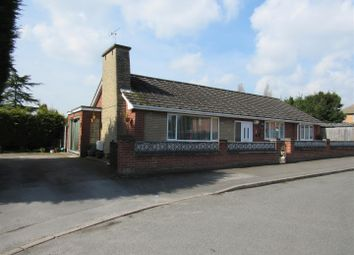 Thumbnail 3 bedroom detached bungalow for sale in Gwencole Avenue, Leicester