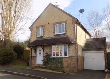 Thumbnail 4 bedroom detached house for sale in Chicory Close, Swindon