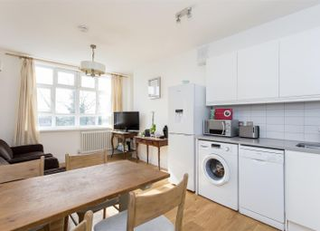Thumbnail 3 bed flat for sale in Cazenove Road, London
