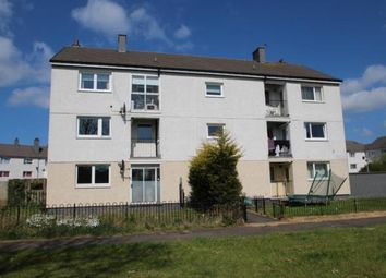 Thumbnail 2 bed flat for sale in Dunphail Drive, Glasgow, Lanarkshire