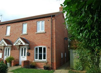 Thumbnail 3 bedroom end terrace house to rent in Homestead Gardens, Thurlby, Bourne, Lincolnshire