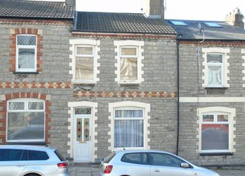 Thumbnail 3 bed terraced house for sale in Ludlow Street, Penarth