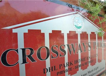 Thumbnail 2 bed property for sale in Crossways Park, Fosseway, Dunkerton, Bath, Somerset