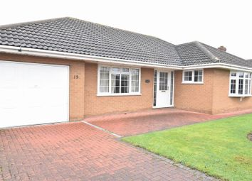 Thumbnail 3 bed detached bungalow for sale in Maple Close, Louth