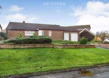 Thumbnail 2 bed bungalow for sale in Crapple Lane, Scotton, Gainsborough
