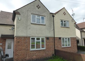 Thumbnail 3 bed semi-detached house to rent in Osmaston Road, Derby