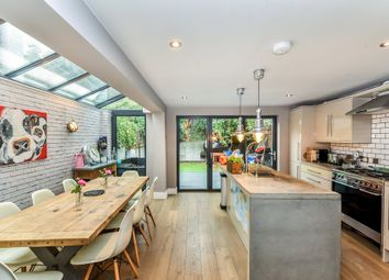 Thumbnail 4 bed end terrace house to rent in Kemerton Road, London