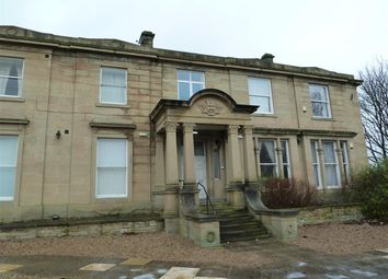 Thumbnail 1 bed flat for sale in The Manor House, 68 Moorside Ave Crosland Moor, Huddersfield