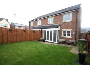Thumbnail 3 bed semi-detached house for sale in Providence Drive, Guisborough