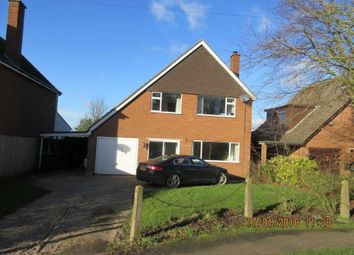 Thumbnail 4 bed property to rent in Church Lane, Dunton Bassett, Lutterworth