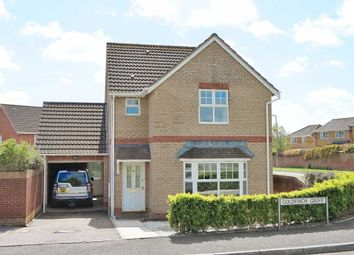 Thumbnail 3 bed detached house for sale in Goldfinch Grove, Cullompton