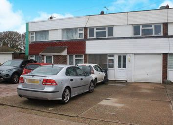 Thumbnail 3 bed terraced house for sale in Coast Road, Pevensey Bay, Pevensey