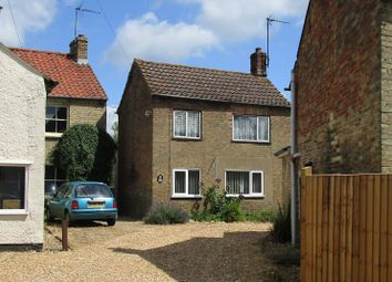 Thumbnail 3 bedroom cottage for sale in Feltwell Road, Southery, Downham Market, Norfolk