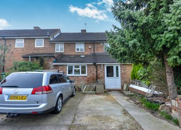 Thumbnail 3 bedroom terraced house for sale in Foxwell Drive, Headington, Oxford