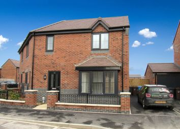 Thumbnail 3 bedroom semi-detached house for sale in Wold Carr Road, Hull