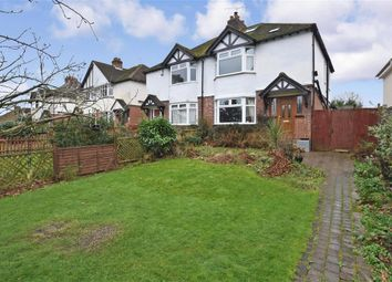 3 bed semi-detached house for sale in London Road, Ditton, Aylesford, Kent ME20