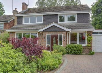 Thumbnail 4 bed link-detached house for sale in Oakwood Road, Windlesham