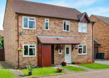 Thumbnail 2 bedroom semi-detached house for sale in Orchard Close, Elmswell, Bury St. Edmunds