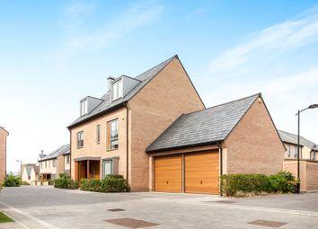 Thumbnail 5 bedroom detached house for sale in Huntsman Road, Trumpington, Cambridge