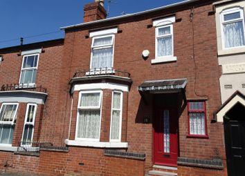 3 bed terraced house for sale in Burns Street, Ilkeston DE7