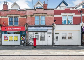 2 bed maisonette for sale in Liscard Road, Wallasey CH44
