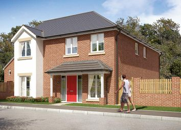 "Thumbnail 5 bed detached house for sale in ""The Durham"" at High Gill Road, Nunthorpe, Middlesbrough"