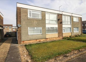 Thumbnail 2 bedroom flat to rent in Harwood Close, Whitelea Grange, Cramlington