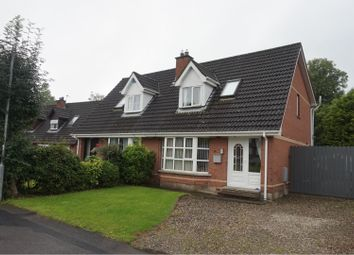 Thumbnail 3 bed semi-detached house for sale in Woodlawn Avenue, Carrickfergus