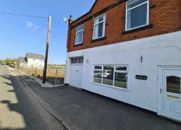 Thumbnail 3 bed end terrace house for sale in Sheffield Road, Creswell, Worksop