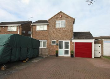 Thumbnail 3 bedroom detached house for sale in Roston Drive, Hinckley